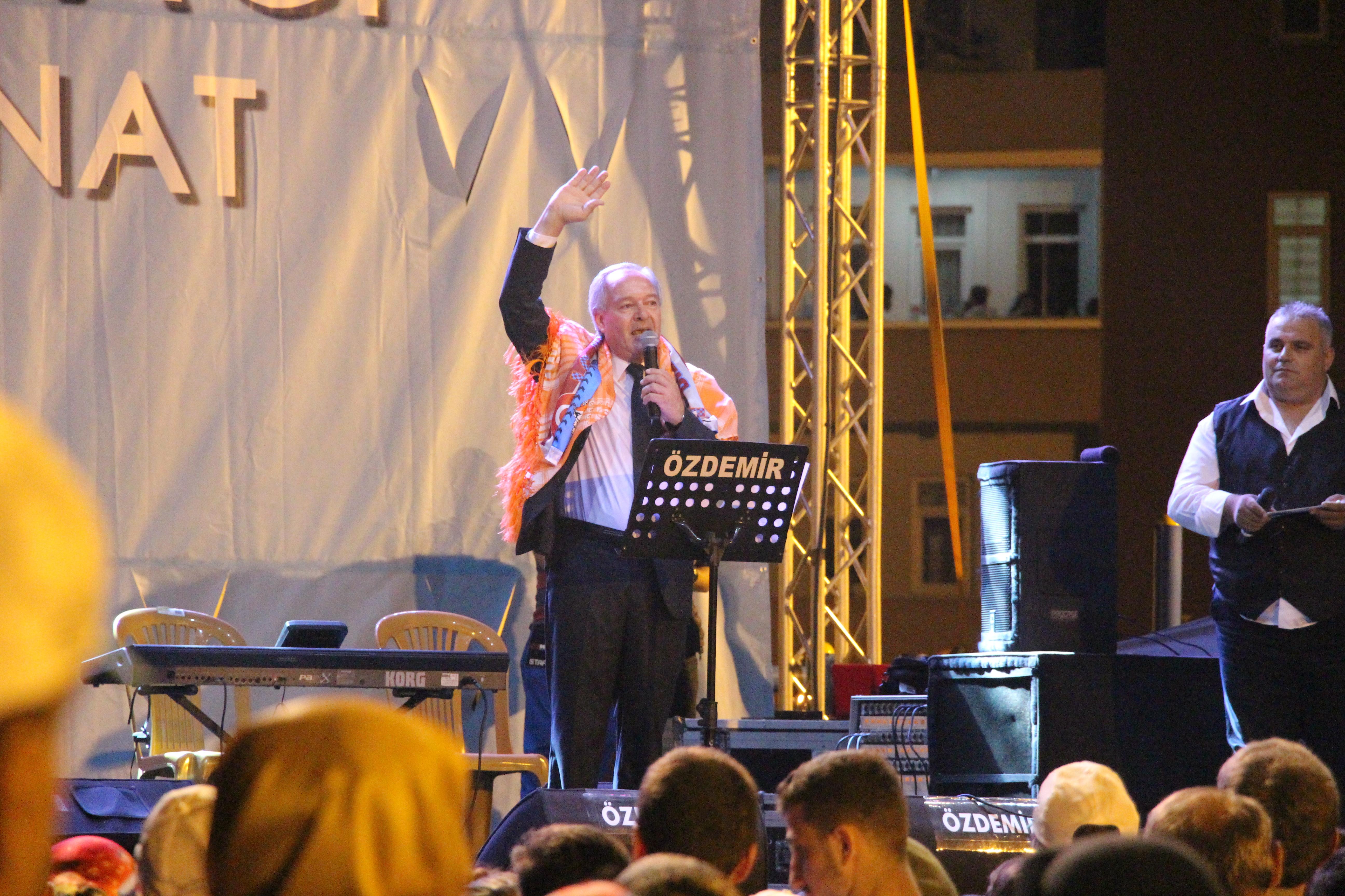 Tonya'ya Yakışan Bir Festival