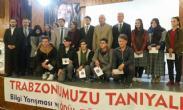 Liseler Arası Bilgi Yarışması Düzenlendi