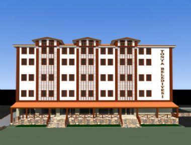 Belediyesi Hizmet Binası Restore Ediliyor