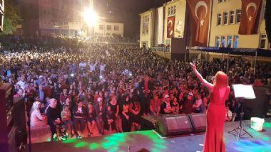 TONYA TEREYAĞI FESTİVALİ GERÇEKLEŞTİ (2. GÜN)