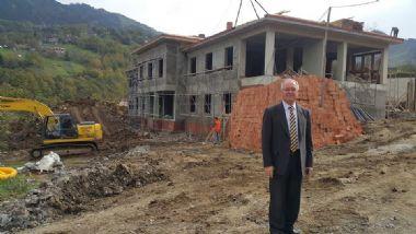 Yeni Jandarma Binası Tamamlanıyor