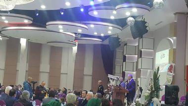 Kurtuluş Gecesi Kutlaması Samsun'da Düzenlendi